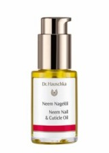 DR. HAUSCHKA Neem Nail & Cuticle Oil 30ml – beauty products – healthy nails – oils – repair cuticles – makeup