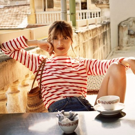 Fashion blogger Jeanne Damas – French models – Parisian style