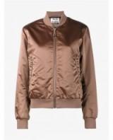 ACNE STUDIOS Azura Bomber Jacket. Casual designer jackets | luxe fashion