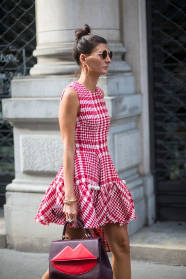 Street Style Chic Giovanna Style Icon Women With Style Sty