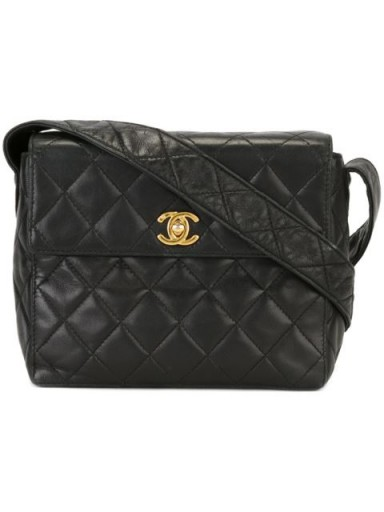 CHANEL VINTAGE quilted shoulder bag…love this little bag, so so cute! / designer handbags / luxe bags / statement accessories