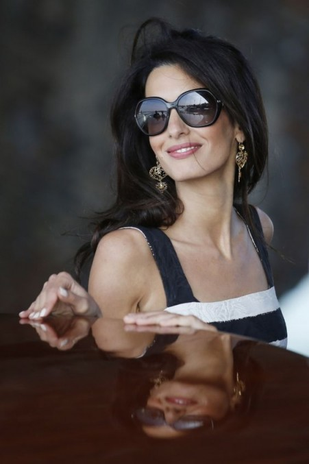 Amal Clooney…this woman is so chic! ~ stylish looks ~ women with style