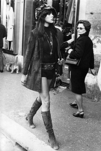 photo of girls 70's outfits № 2050