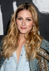 Olivia Palermo's long layered hair. Celebrity hairstyles | makeup and beauty