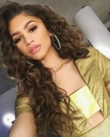 With or without make up this girl's so beautiful! ~ zendaya style