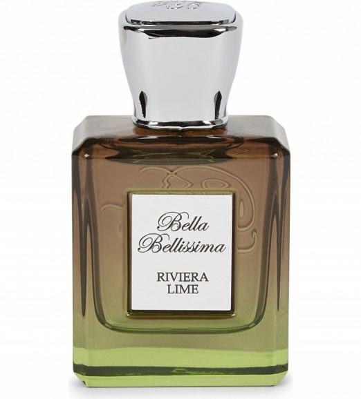 BELLA BELLISSIMA Riviera lime eau de parfum 50ml – fresh citrus scents – Italian fragrances – perfumes – perfect summer perfumes – beauty