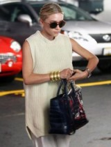 Olsen chic   casual style   neutral knits