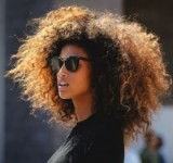 Dutch model Imaan Hammam…this girl is stunning! ~ natural hair ~ afro hairstyles ~ beauty ~ beautiful women