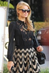Paris Hilton style – rich & famous celebrities – celebrity fashion outfits