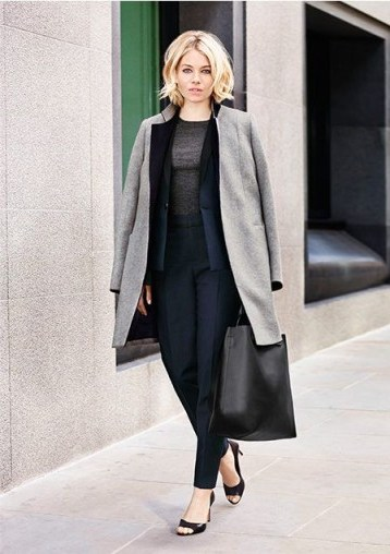 Sienna Miller chic style - flipped