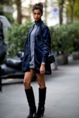 Model Imaan Hammam ~ models street style ~ outfits ~ beautiful women