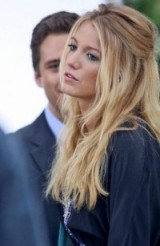 Blake Lively as Serena van der Woodsen in gossip girl ~ Serena's hairstyles ~ celebrity long blonde hair ~ beauty ~ make up