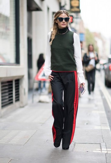 Olivia Palermo S Street Style At London Fashion Week