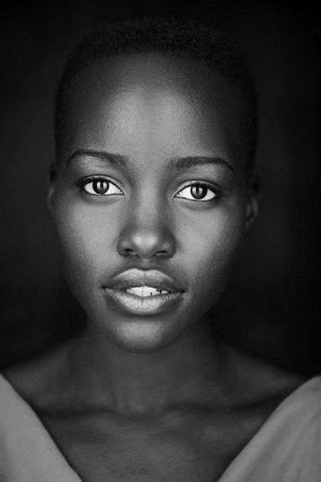 lupita ~ beautiful women ~ women with style ~ black beauty ~ actresses