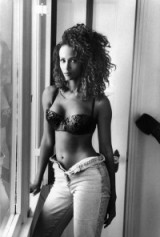 iman ~ black models ~ beautiful women