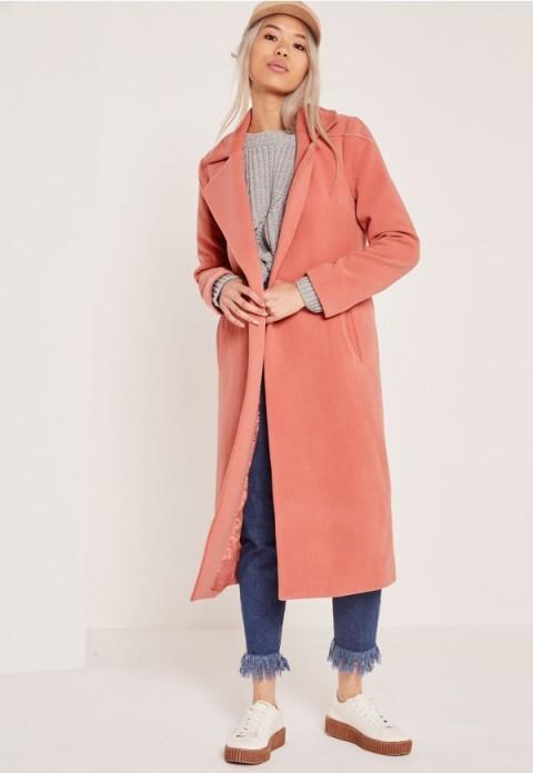 Duster Coat Fashion Blog