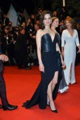 Marion Cotillard on the red carpet at Cannes 2016 ~ stylish French actresses ~ women with style ~ chic looks