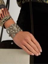 ETRO Studded medallion cuff