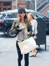 Cara Delevingne out and about in New York ~ celebrity street style