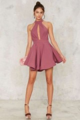 Shanghai Surprise Cut-Out Dress – Pink Nasty Gal love it!