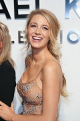 Blake Lively hair and make up