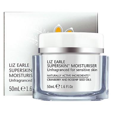 Liz Earle Superskin™ Moisturiser, 50ml – face moisturisers – facial moisturising creams – great skin products