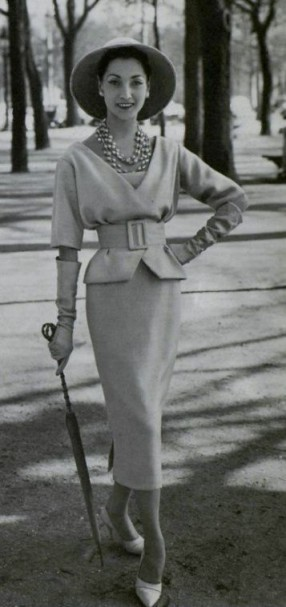 1950s chic – stylish vintage – 50s fashion shoots