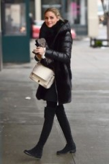Olivia Palermo casual chic