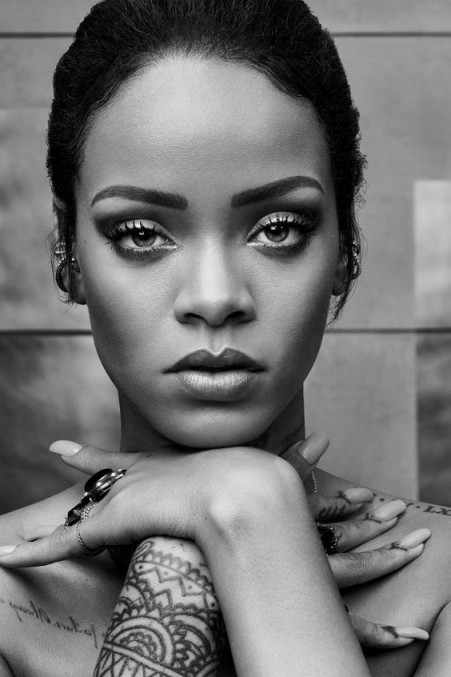 Rihanna by Craig McDean for The New York Times