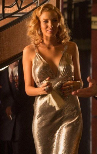 Blake Lively in Cafe Society ~ 1930s vintage style fashion ~ 30s fashion and beauty recreated on film - flipped