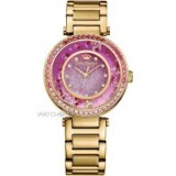 JUICY COUTURE LADIES' CALI WATCH ~ bling crystal watches ~ designer accessories