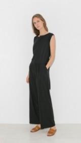 OZMA Matador Romper – elegant black jumpsuits