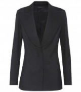 THE ROW Demilla wool-blend jacket | stylish tailored jackets