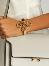 CHUFY X Aracano Southern Cross gold-plated cuff ~ statement cuffs