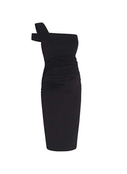 Isabella Oliver BRUNSWICK MATERNITY DRESS ~ pregnancy evening dresses - flipped