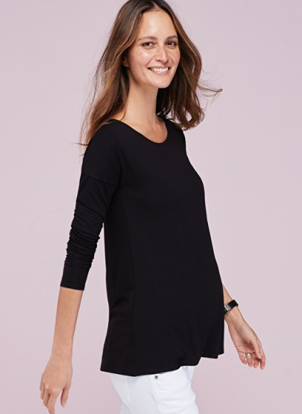 Isabella Oliver DEVON MATERNITY TOP