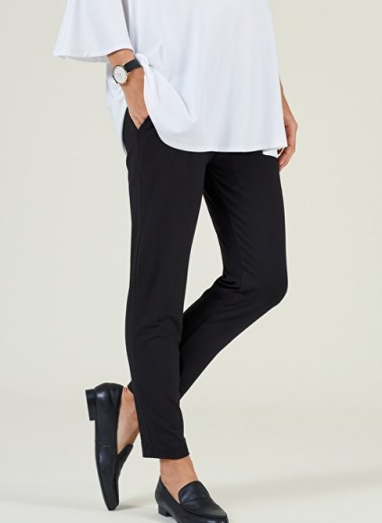 Isabella Oliver EMMA MATERNITY PANTS ~ pregnancy trousers - flipped