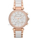 MICHAEL KORS LADIES' PARKER CHRONOGRAPH WATCH – bling watches