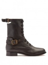 CHLOÉ Otto leather ankle boots