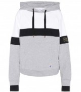 P.E NATION Fly Ball cotton hoodie