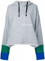 P.E NATION The Distance oversized hoodie