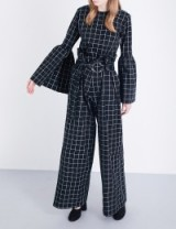 REJINA PYO Tilly wide-leg cotton trousers