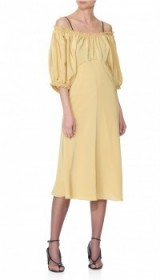 TIBI SILK SOPHIA DRESS