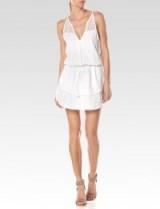 PAIGE TABEA DRESS – WHITE