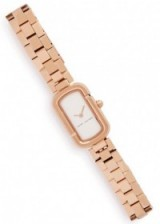 MARC JACOBS The Jacobs rose gold tone watch
