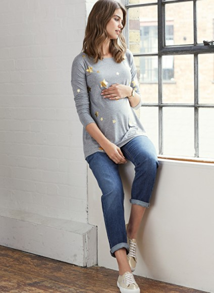 Isabella Oliver THE RELAXED MATERNITY JEAN ~ pregnancy jeans