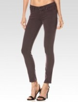 PAIGE VERDUGO ANKLE – FADED MULBERRY #skinny #jeans