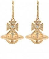 VIVIENNE WESTWOOD Isabella Orb Earrings