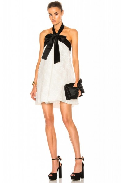 zimmermann winsome suspend bow dress. Black Bedroom Furniture Sets. Home Design Ideas