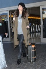 Amal Clooney's travel style